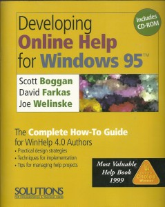 Developing Online Help for Windows 95