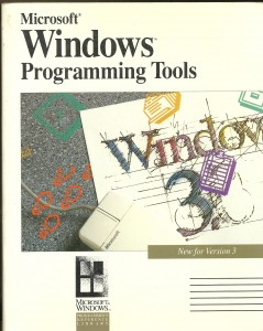 Windows 3 Programming Tools
