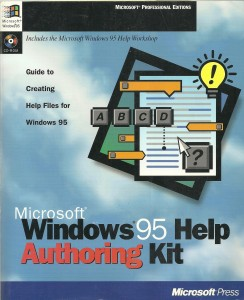 Windows 95 Help Authoring Kit