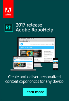 info about Adobe RoboHelp
